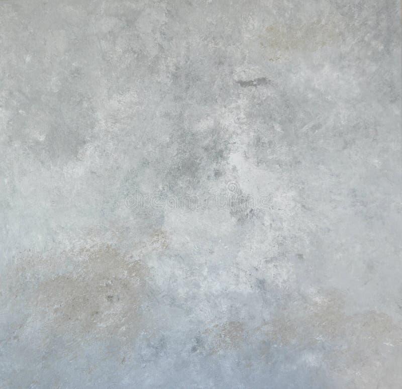 Art Painting abstracto gris y beige foto de archivo libre de regalías
