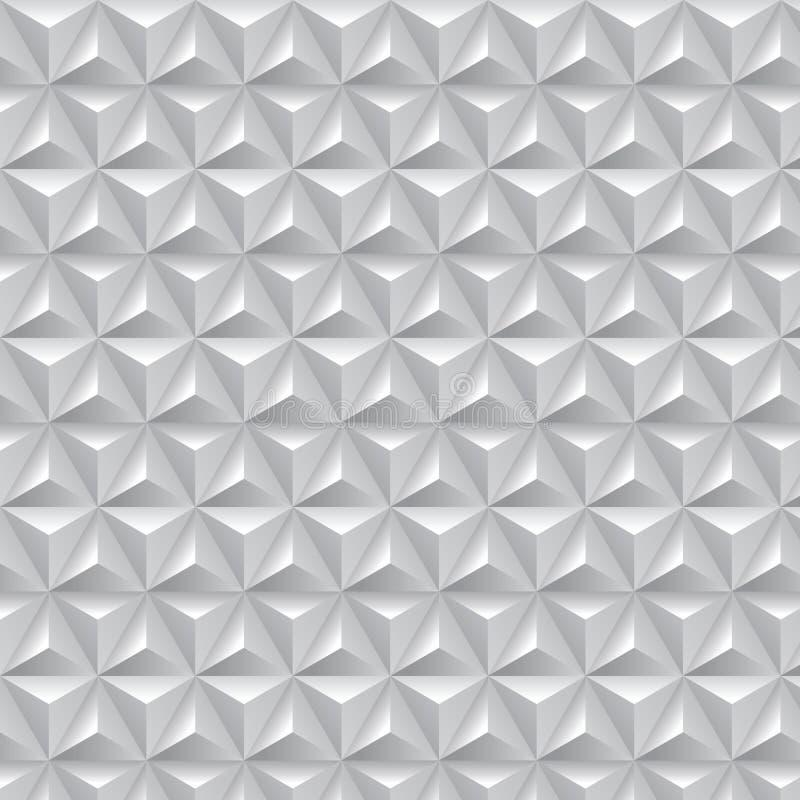 Art Pattern op géométrique illustration stock