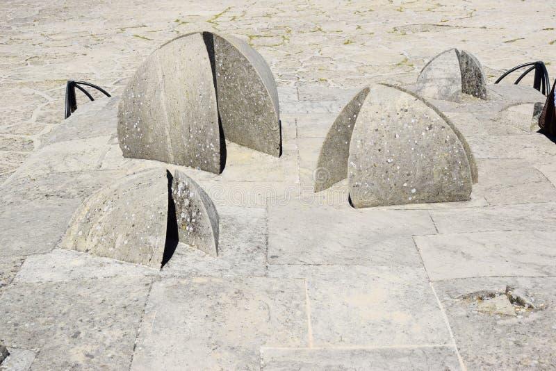 Art public au Saint-Marin images stock
