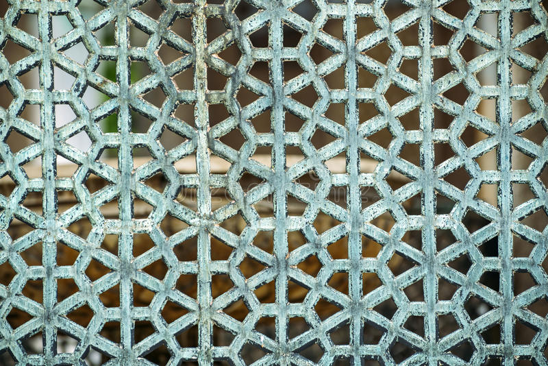 Art Texture Background islámico decorativo fotografía de archivo
