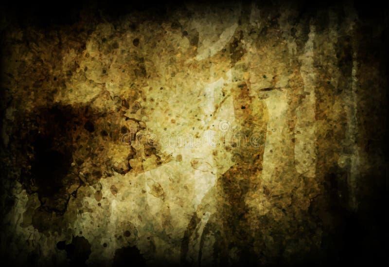 Art Texture Grunge Paper Background ilustração royalty free