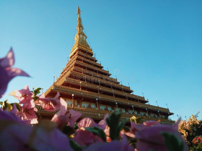 Art thaï de temple photos stock