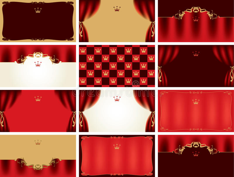 Download Art and theater stock vector. Illustration of luxury - 31518141