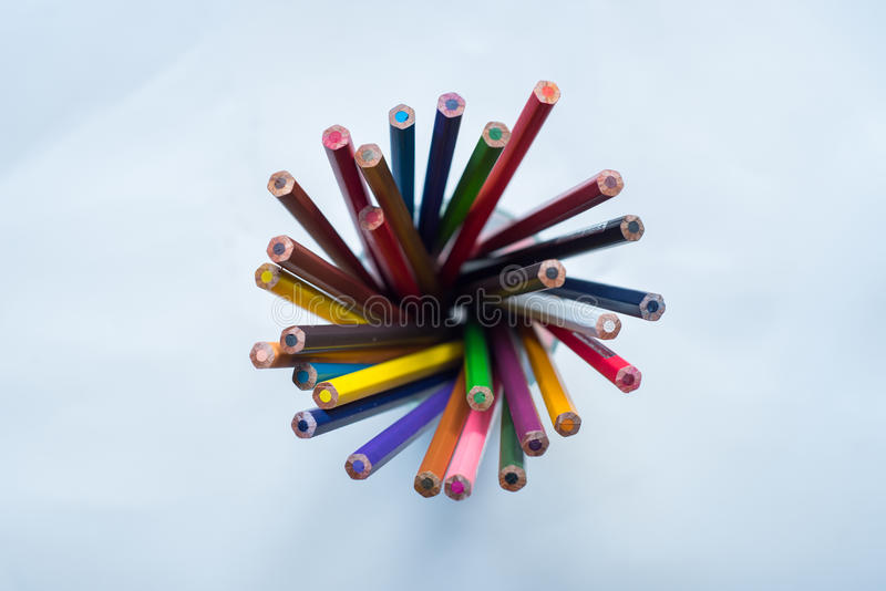 Art tools. royalty free stock photos