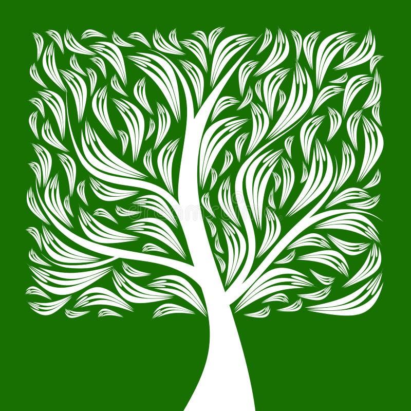 Download Art Tree Royalty Free Stock Image - Image: 19774656