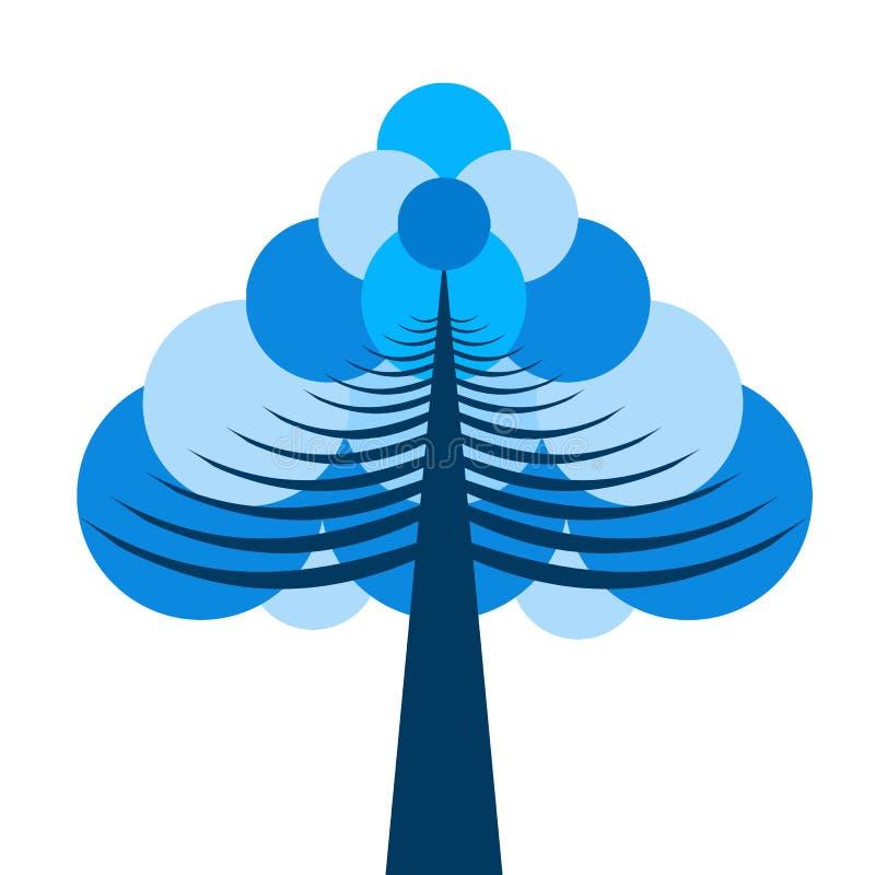 Download Art tree stock illustration. Illustration of tree, trunk - 25720190