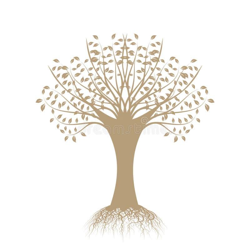 Download Art Tree Silhouette stock illustration. Image of evolution - 25310521
