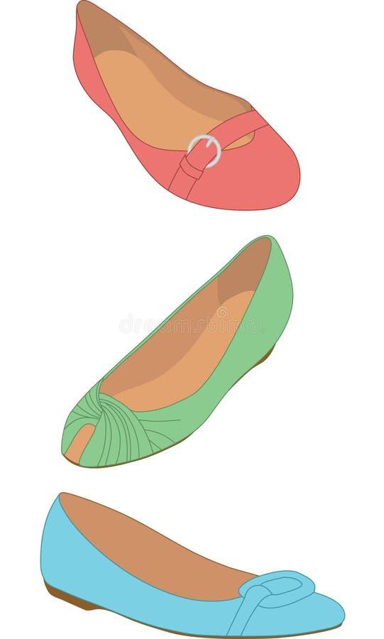 Download Art- und Weiseebenen vektor abbildung. Illustration von zehe - 27730011