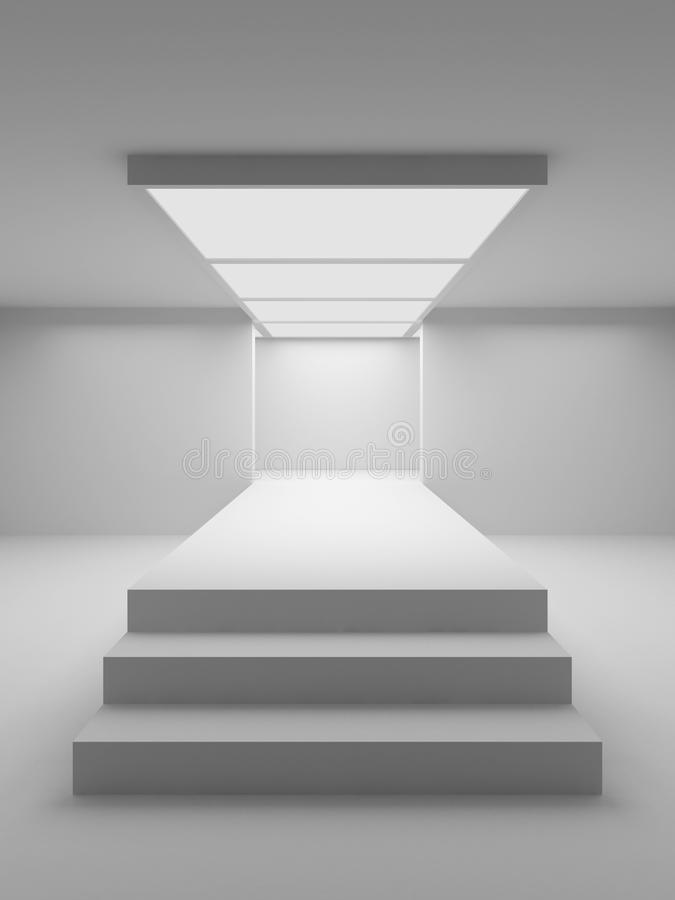 Art und Weiselaufbahn vektor abbildung