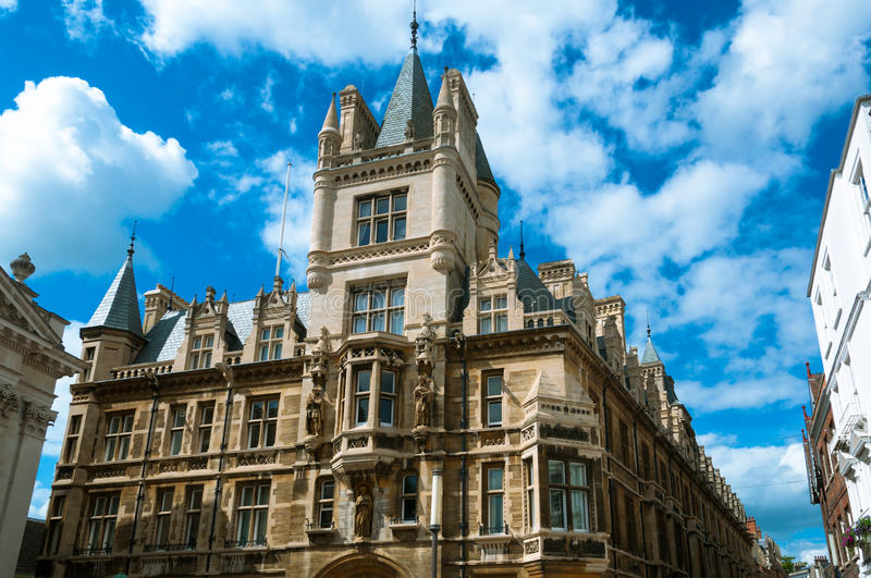 Art University education Cambridge, United Kingdom royalty free stock images