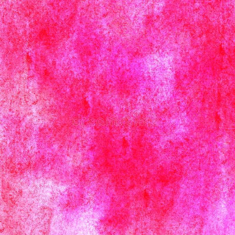 Art watercolor ink paint blob watercolour splash. Colorful stain pink on white background texture royalty free stock photography