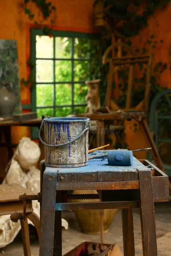 Art Workshop images stock