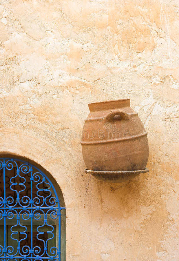 Arte árabe imagem de stock