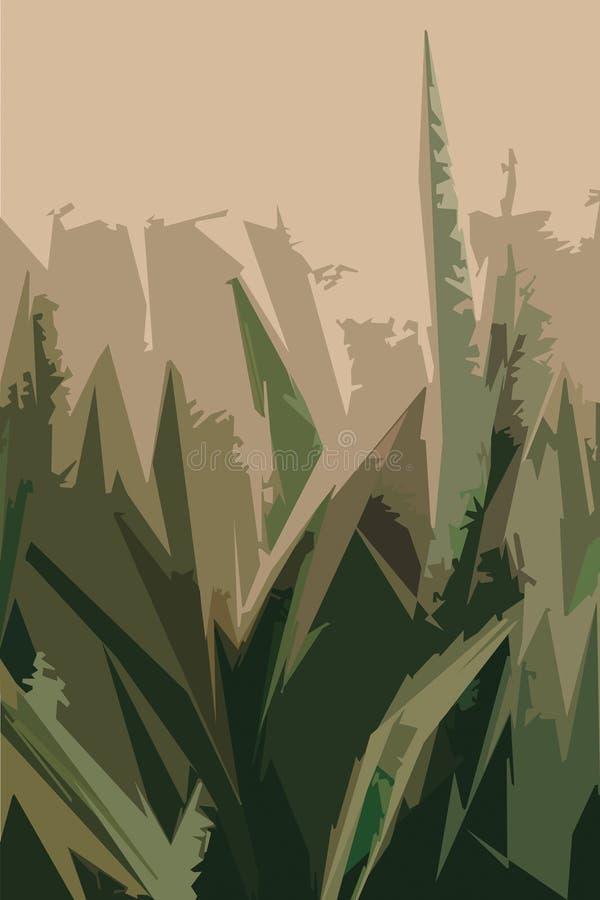Arte abstracto fotografía de archivo