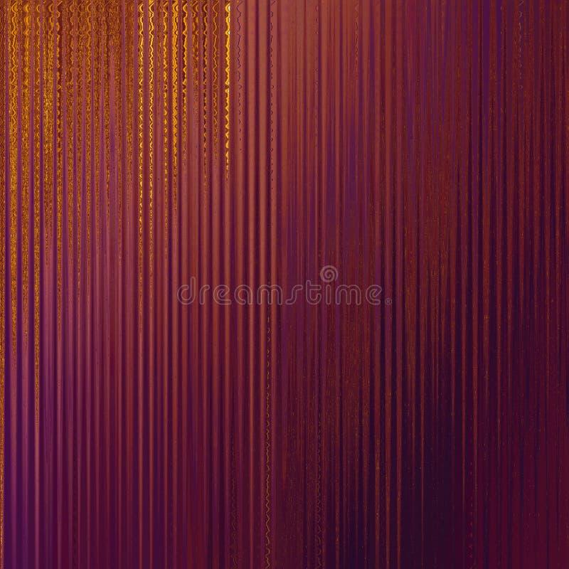 Arte abstrata de brilho dos cursos Contraste o papel digital matizado Uma arte finala muito criativa para o cartaz, decoração, in imagem de stock