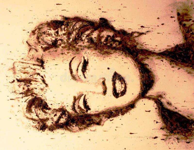 Arte agora 2010 de Miart imagens de stock