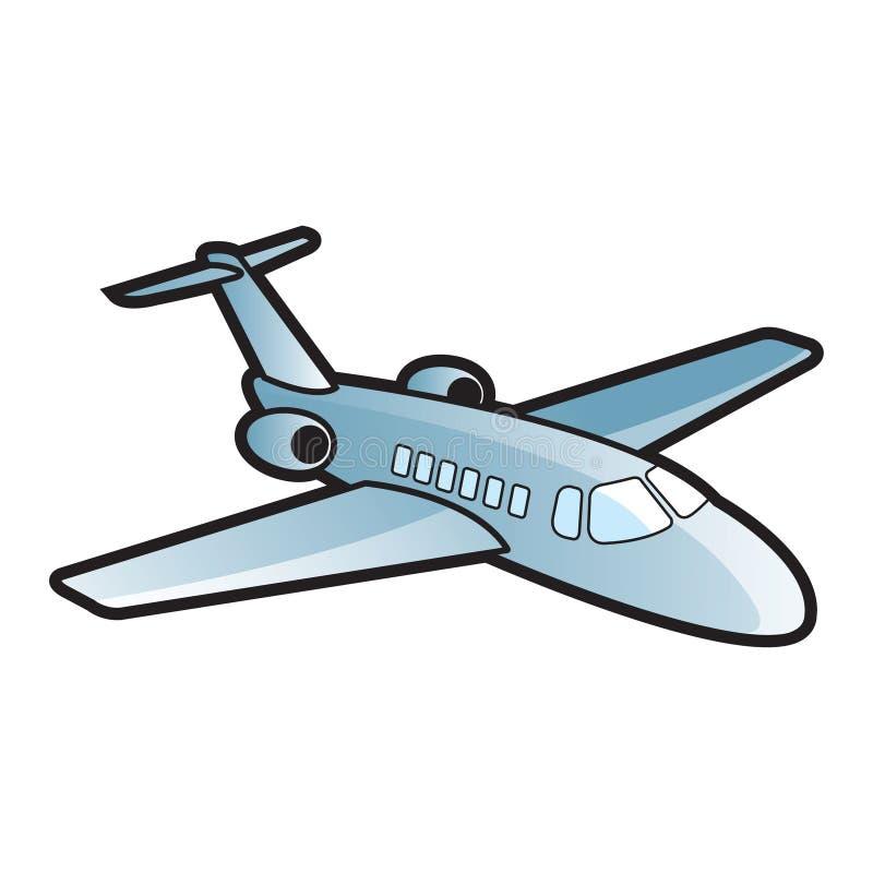 Arte aislado del aire en color ilustración del vector