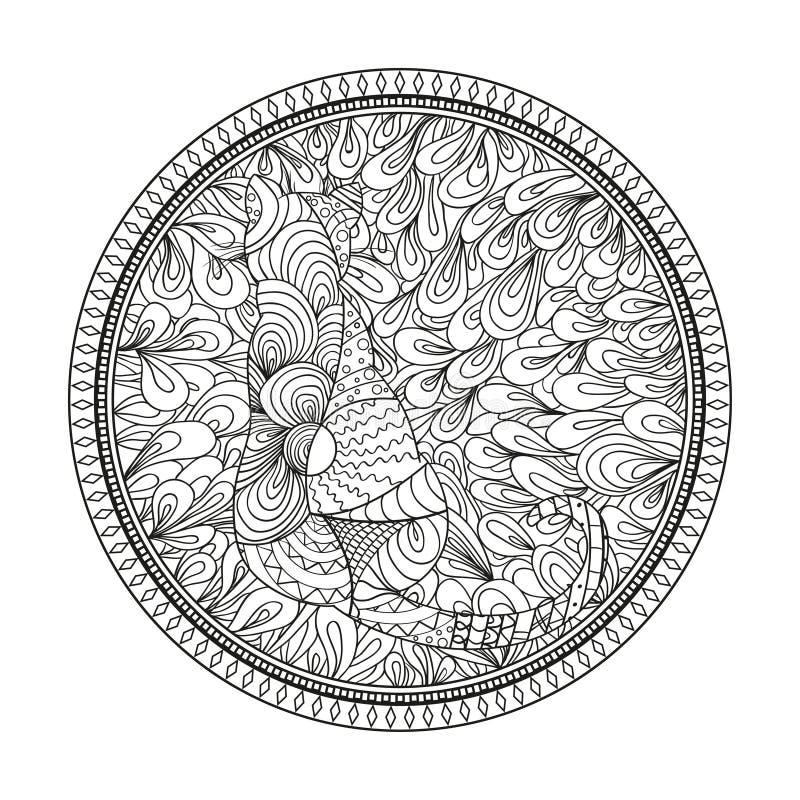 Arte criativa Ilustração ilustração royalty free