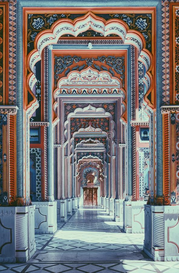 Arte da Índia fotos de stock royalty free