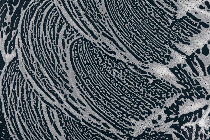 Arte das bolhas de sabão líquido da textura ilustração royalty free
