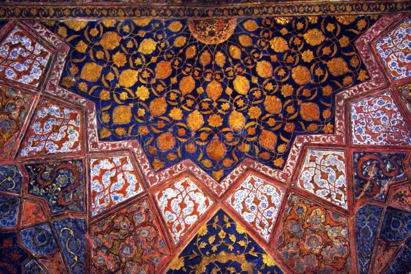 Arte de Akbar foto de archivo libre de regalías