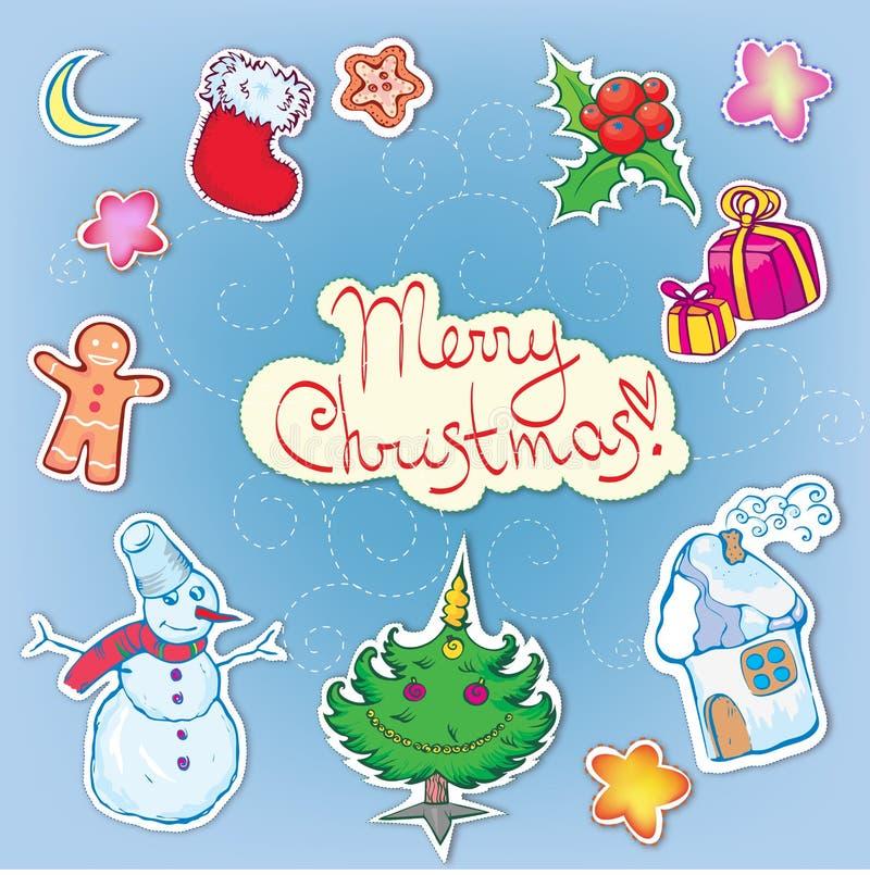 Arte de clip de la Navidad libre illustration