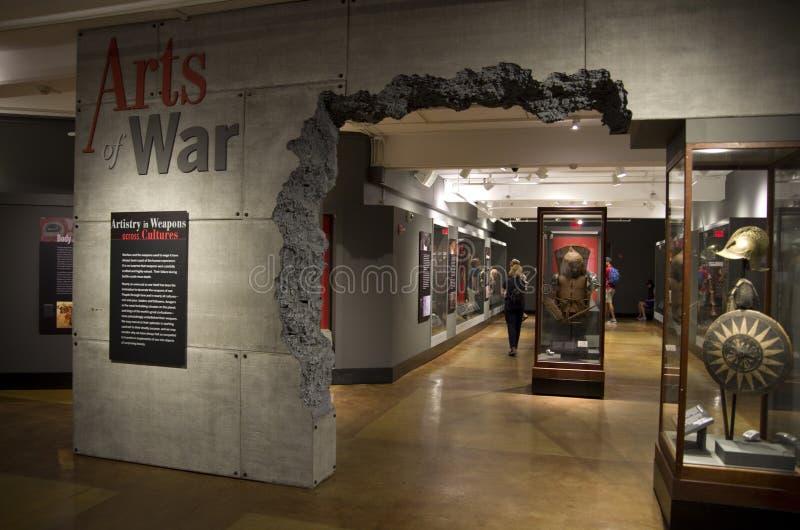Arte de arte de guerra y arte en armas a través de las culturas foto de archivo libre de regalías