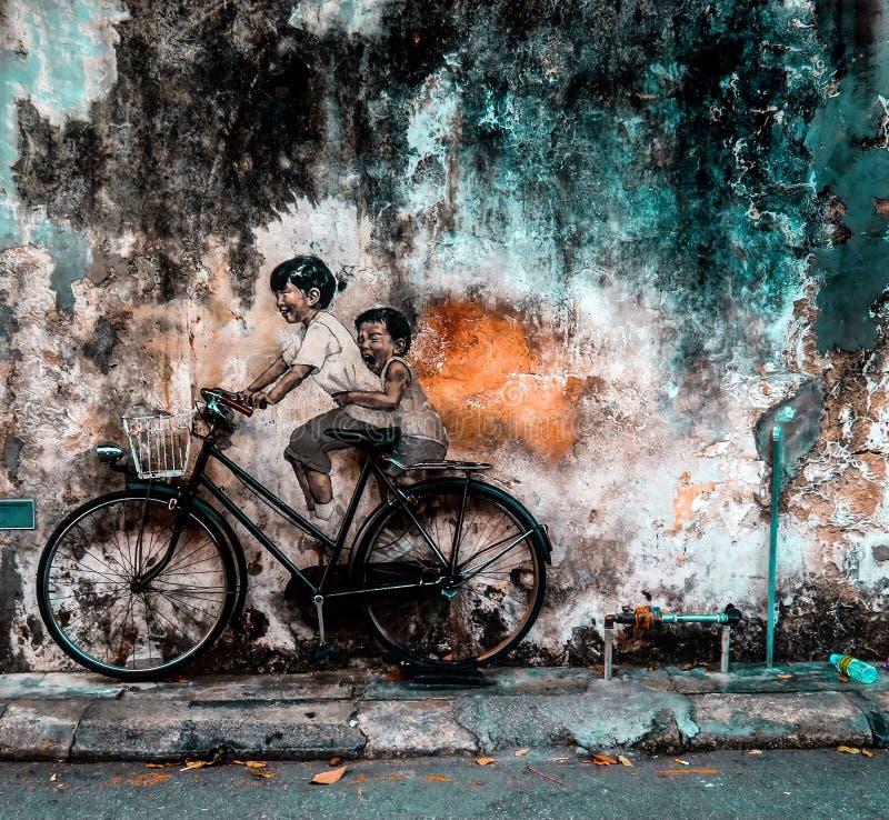 Arte de la calle fotos de archivo libres de regalías