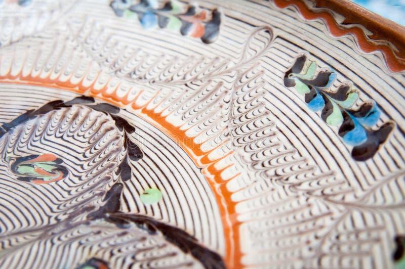 Arte de la cerámica imagenes de archivo