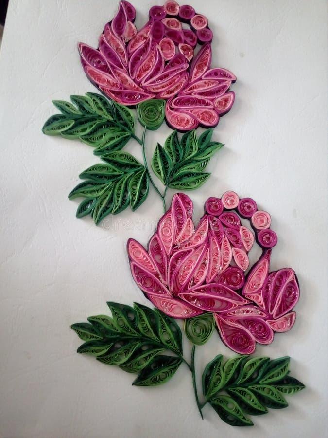Arte de la pimienta fotografía de archivo libre de regalías