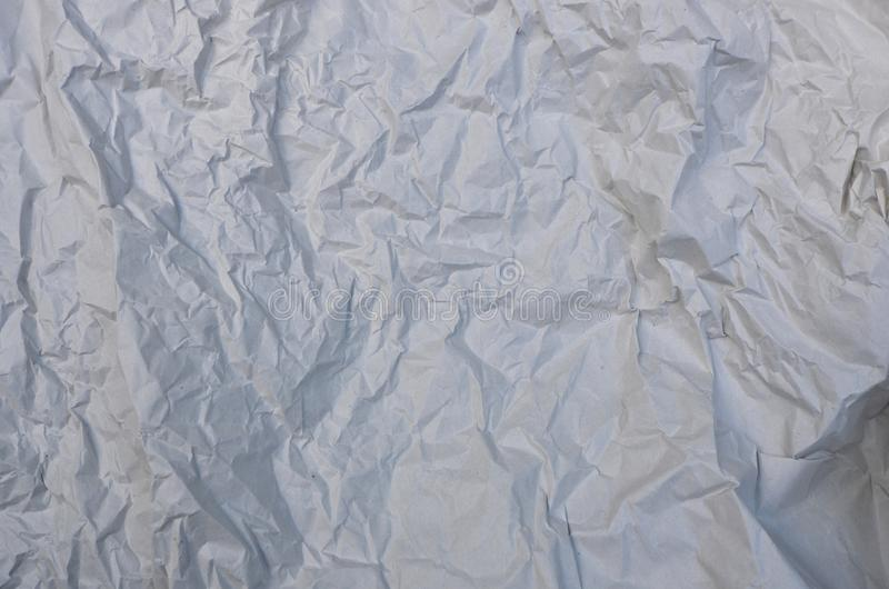 Arte de la textura del Libro Blanco de la arruga desde arriba imagen de archivo