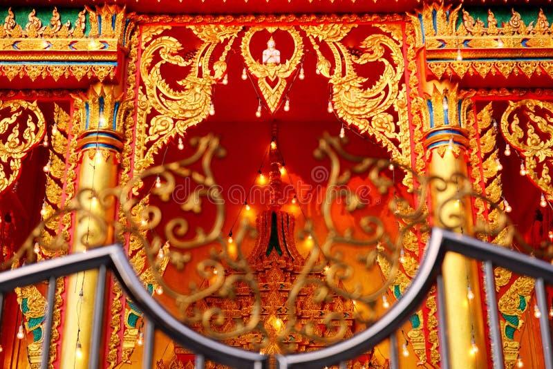 Arte de Tailandia imagen de archivo