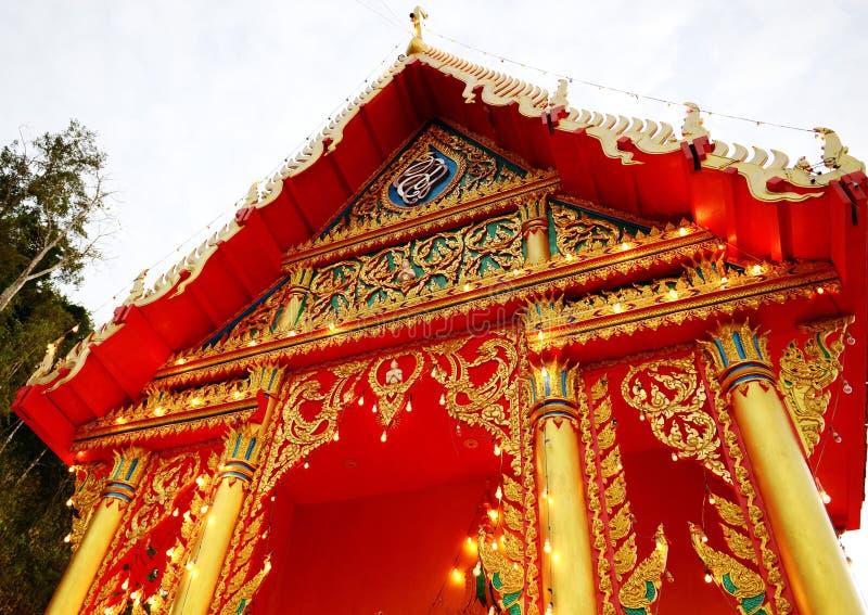 Arte de Tailandia foto de archivo