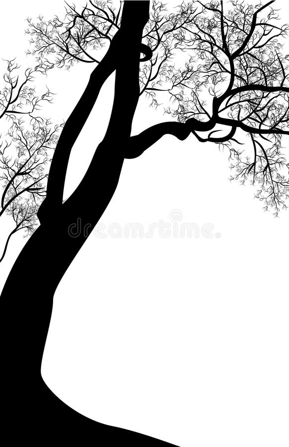 Arte del árbol libre illustration
