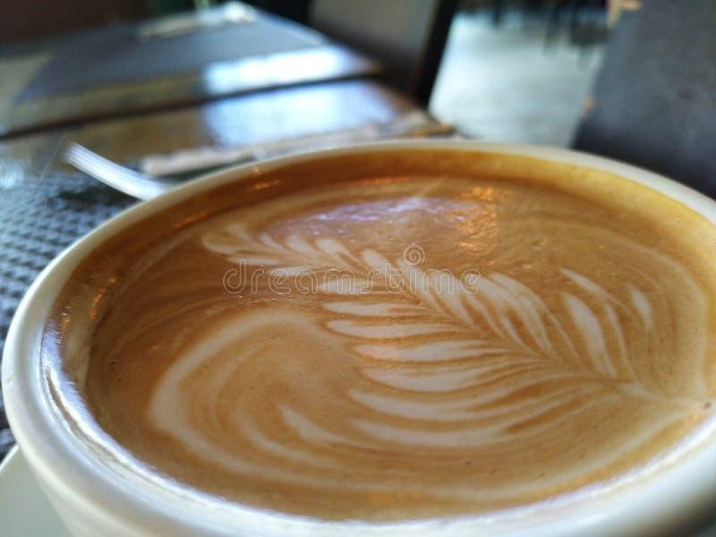 Arte del caffè fotografie stock libere da diritti