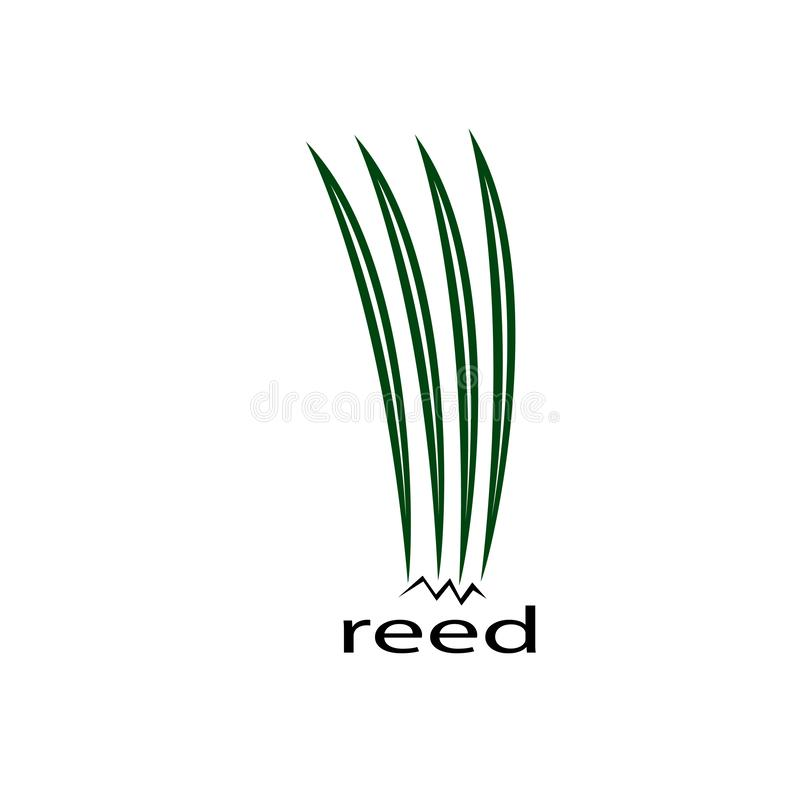 Arte del logotipo de Reed libre illustration