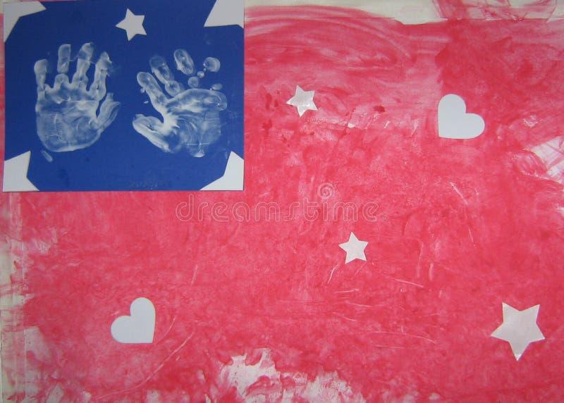 Arte del niño foto de archivo libre de regalías