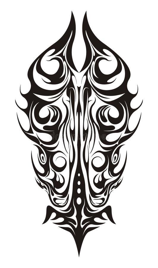 Arte Del Tatuaggio Immagine Stock Libera da Diritti