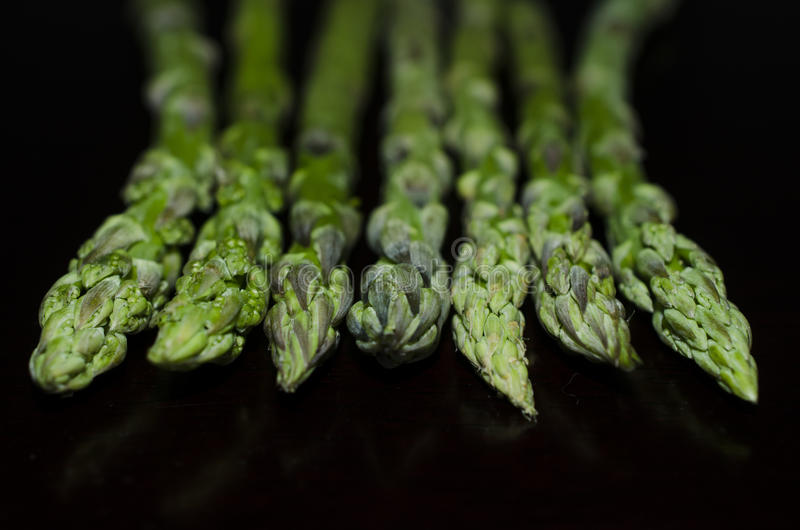 Arte dell'asparago fotografia stock libera da diritti