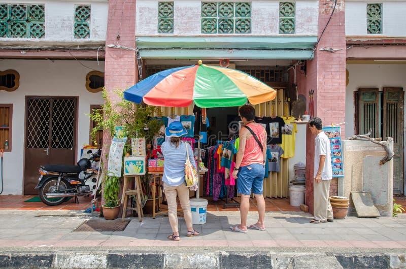 Download Arte Della Via A Georgetown, Penang Fotografia Stock Editoriale - Immagine di festa, artistico: 56878648