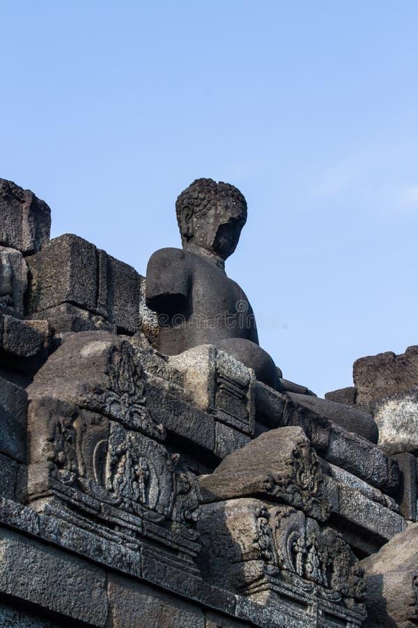Arte di Borobudur immagini stock libere da diritti