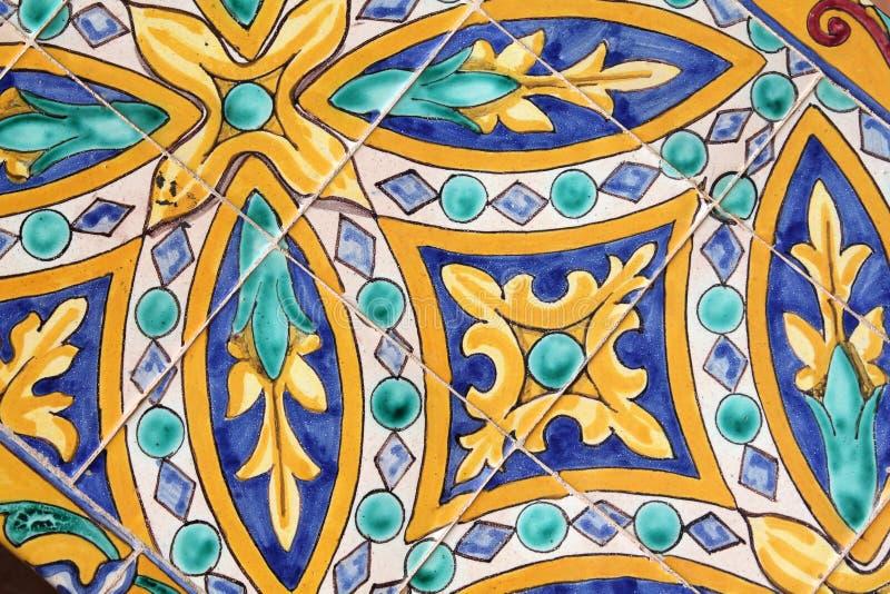 Arte di Sevilla immagini stock