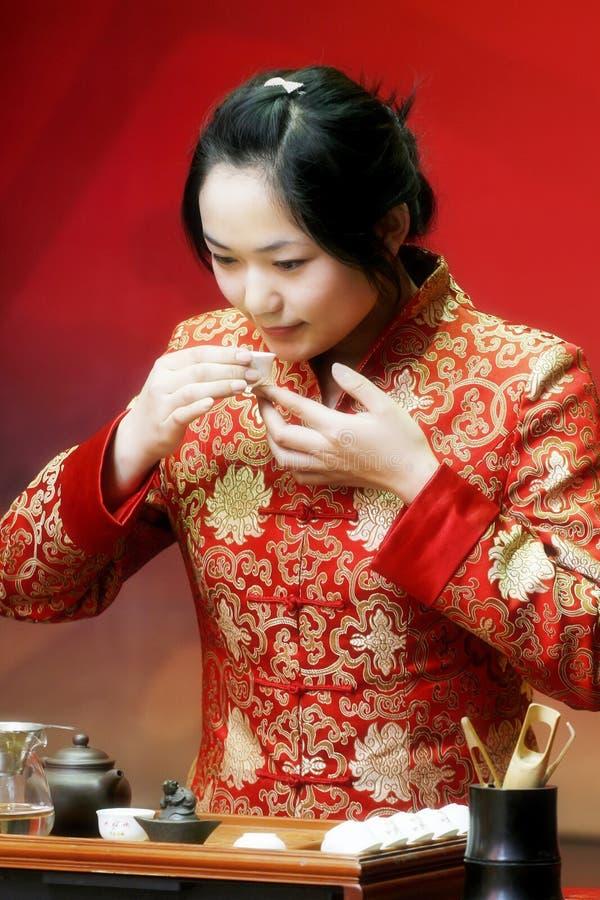 Arte do chá de China