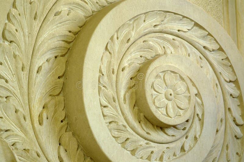 Arte do cimento fotografia de stock royalty free