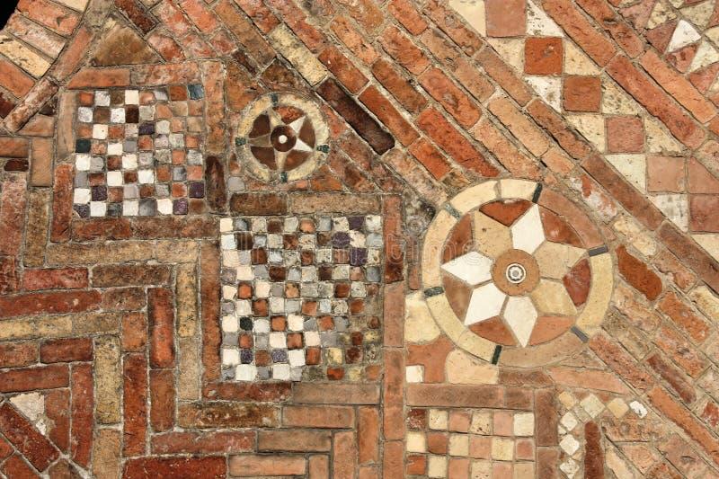 Arte do mosaico imagem de stock