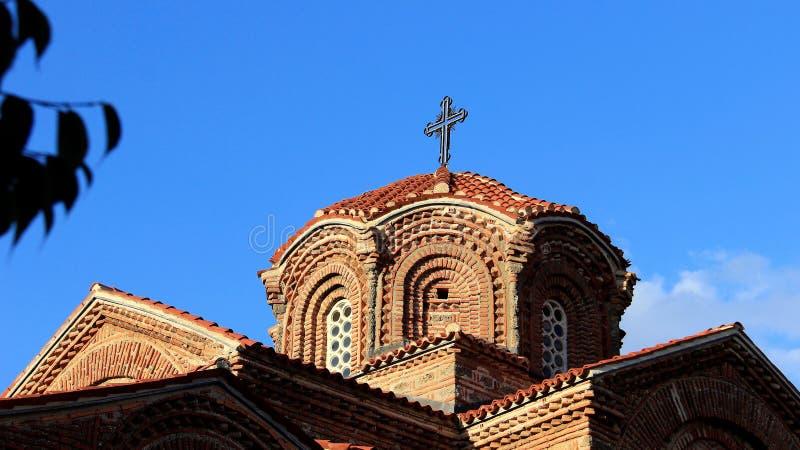 Arte e cultura velhas da igreja fotos de stock