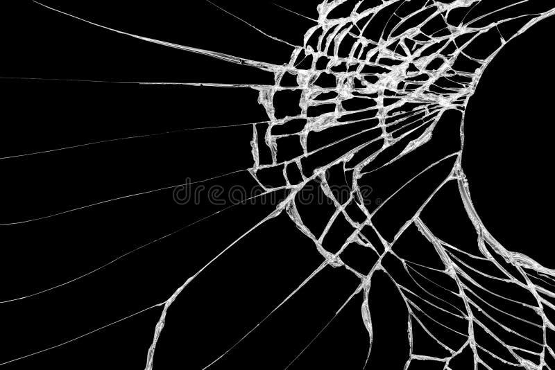 Arte e grinze del fondo di schermo della crepa immagine stock libera da diritti