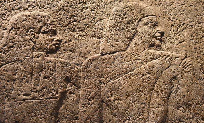 Arte egípcia fotos de stock royalty free