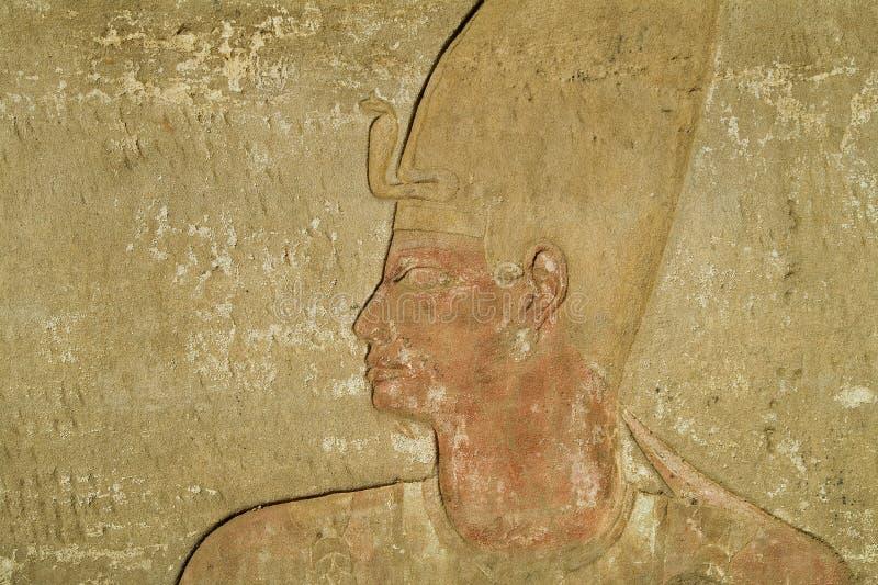Arte egiziana 4 immagine stock libera da diritti