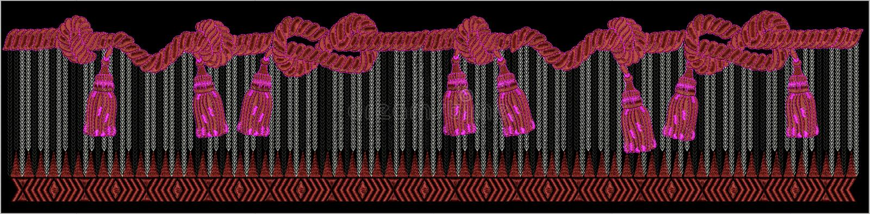 Arte finala manual Digital do vintage da ilustração e da planta da flor de Mughal da cópia de matéria têxtil aumentada ilustração royalty free